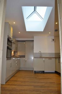 Contemporary-lantern roof