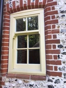 R7- sliding sash window