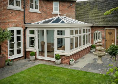 R9 windows conservatory