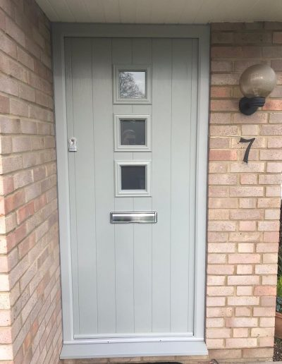 composite front door 14
