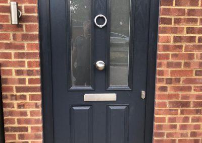 composite front door 15