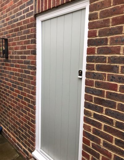 composite side door
