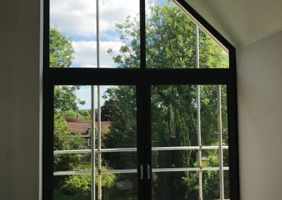 fixed glass window 7