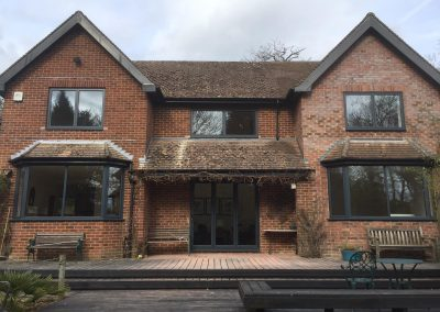 grey casement windows 10