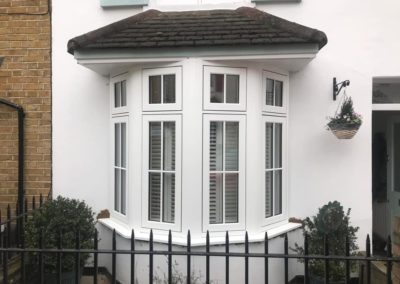 R9 White Bay Window