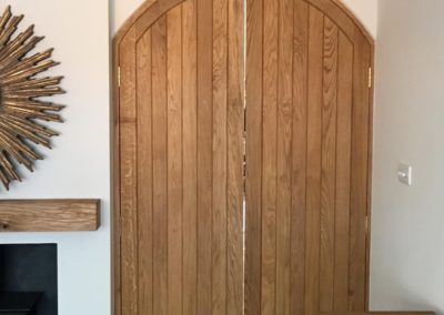 Bespoke Hardwood Internal Doors