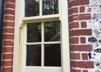 R7 Sliding Sash Window