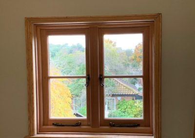 Bespoke Timber Casement Windows