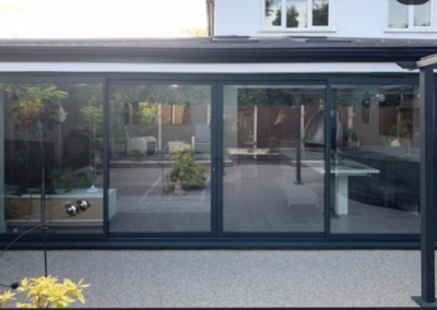 EdgeGlide Sliding Doors