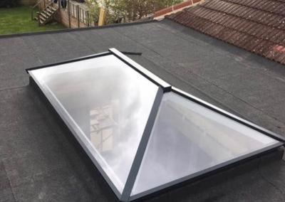 Aluminium Lantern Roof