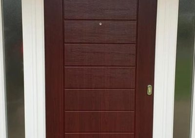 Composite Solidor Front Door