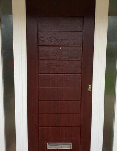 Composite Solidor Front Door