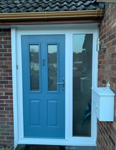 Composite Front Door Side Panel