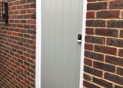 Composite Side Door