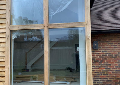 Timber Fixed Windows