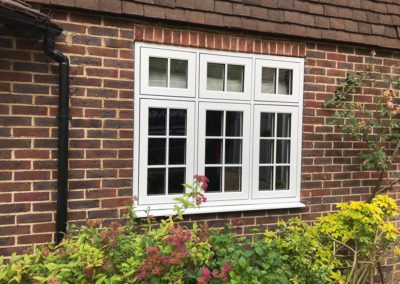 R9 Casement Window