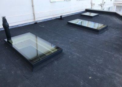 Flat Roof Lights