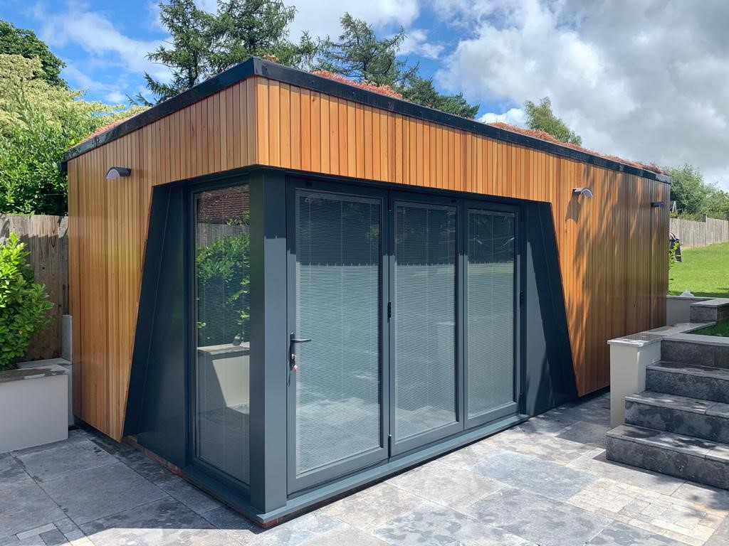 TP Improvements Completed Garden Room