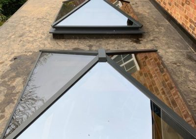 Aluminium Roof Lights
